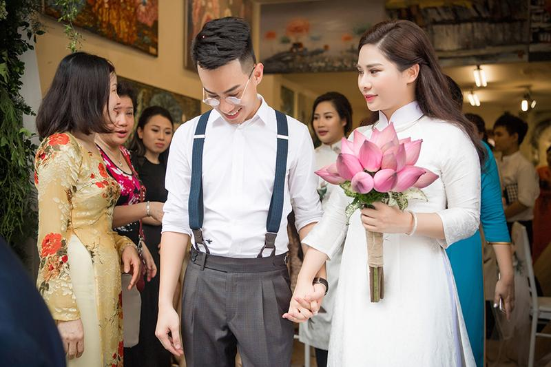 """Trang phục cô dâu nên """"diện"""" trong buổi lễ khi đặt tiệc báo hỷ quận 3"""